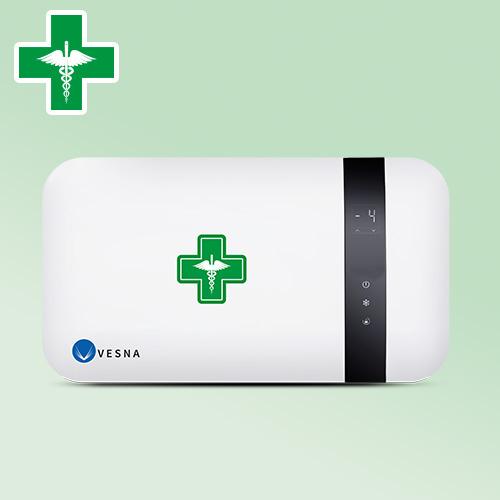 Réfrigérateur congélateur portable série PHARMA